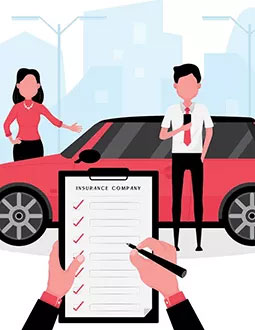 company providing no deposit required car insurance coverage